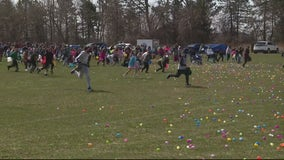 Canterbury Village holds 'Egg-Stravaganza' for families during Easter Holiday