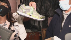 Soul Harvest Ministries provides 1000 pairs of new shoes to the community