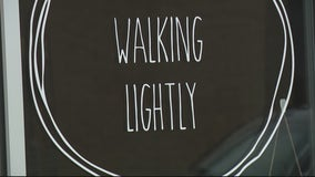 Ferndale's Walking Lightly opens for customers to refill body wash bottles