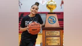 Detroit Edison's Damiya Hagemann named Michigan's Miss Basketball