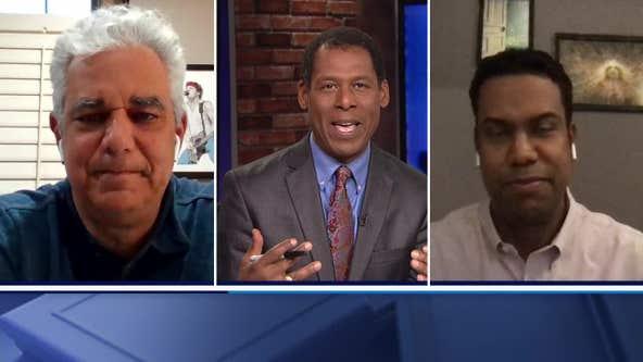 SportsWorks - 4-11-21 -- Woody talks Tigers, Wings & Masters with John Niyo & Mike Stone