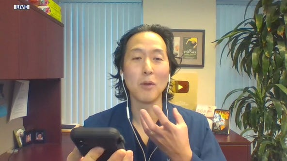 Dr. Tony Youn talks his social media following and cosmetic surgery trends