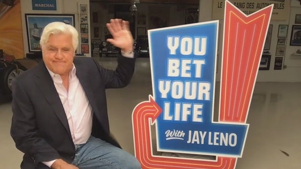 Jay Leno talks about the return of a classic game show he'll be hosting