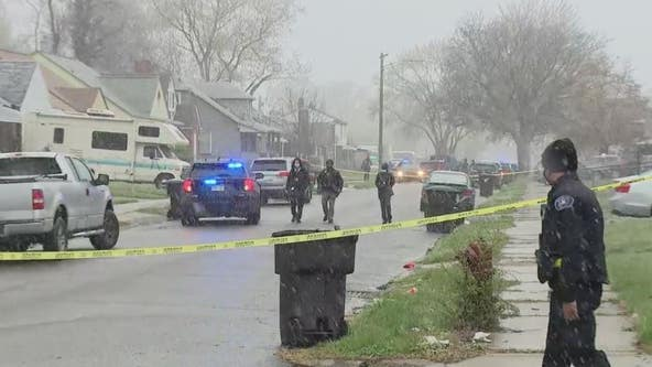 Detroit police officer wounded in non-fatal shooting; suspect dead
