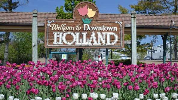 Holland Tulip Festival returns for 2021 after pandemic canceled last year's event