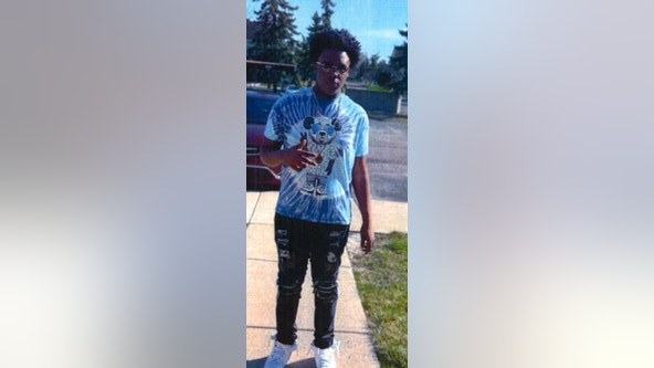 Detroit police seek 15-year-old boy missing from city's east side