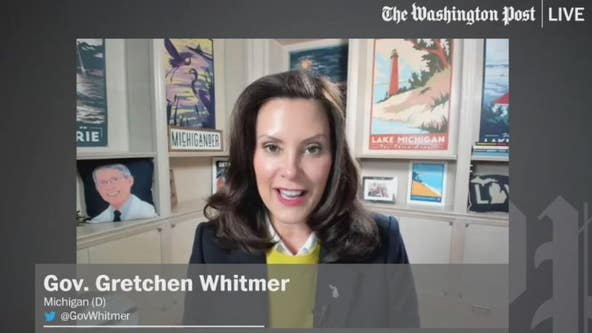 Whitmer fires back at GOP for criticism on her Florida trip