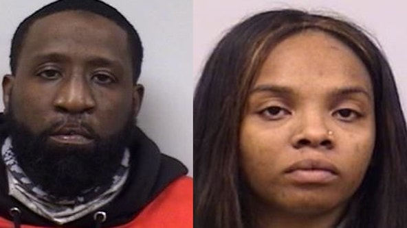 Police: Ohio pair connected to thefts worth more than $10,000 from Michigan stores