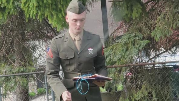Marine returning home has backpack stolen at Metro Airport with military medals inside