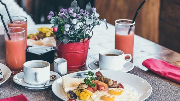 5 Mother's Day brunches to enjoy in Metro Detroit