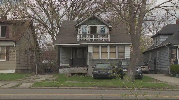 'I'm livid': Detroit woman battles with city for years to get blighted house demolished