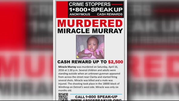 Crime Stoppers: Miracle Murray