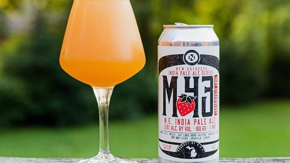 Old Nation's limited edition Tart Strawberry M-43 returns next week