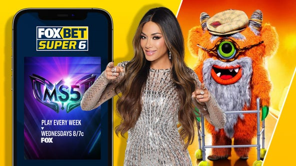 'The Masked Singer' delivers another big reveal and another $10K in FOX Super 6 contest
