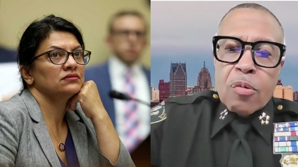 'I'm not going anywhere' -- Detroit Rep. Tlaib fires back after Chief Craig says should resign