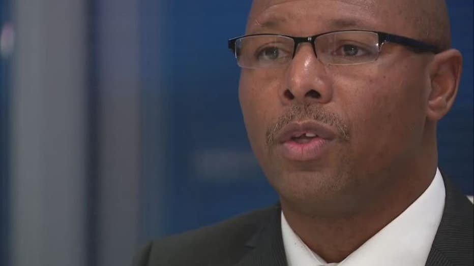 Danny Burton speaking to FOX 2 in 2019 after being exonerated.
