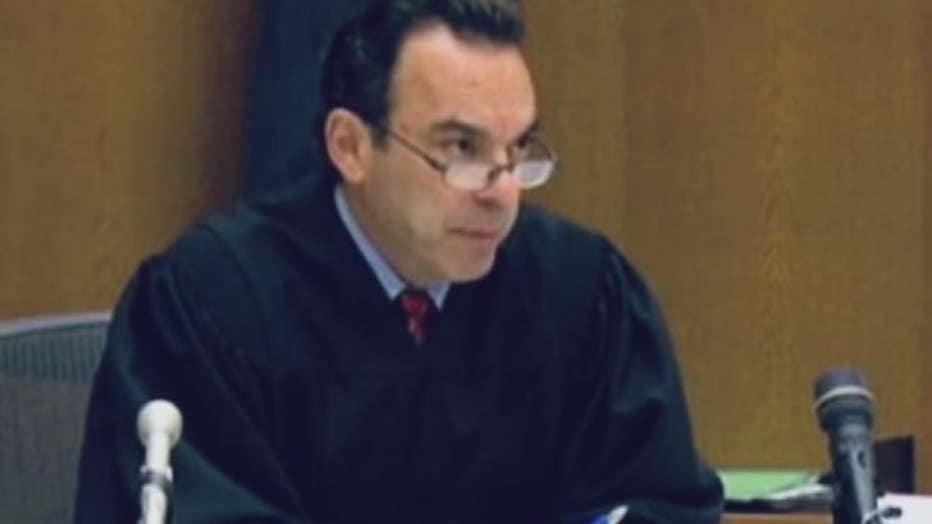 Judge Lawrence Talon.