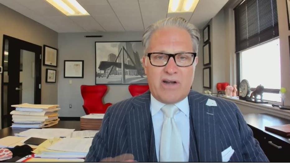 Attorney Ven Johnson