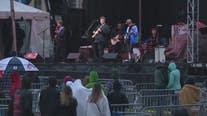 Wet night doesn't dampen spirits watching Michigander perform at Crofoot concert series