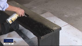 DIY Rehab Tips for Renovating Trash-Picked Bench - Part 2