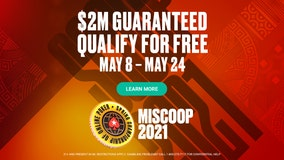 Pokerstars MISCOOP for Michigan to award $2 million in prizes in May