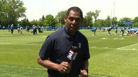 WATCH - Woody Woodriffe reports from Lions OTA's