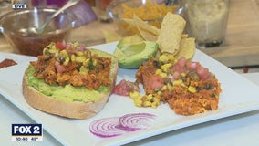 Vegan Mexican Scramble