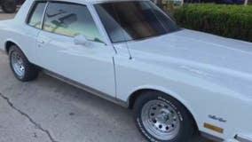 Man's classic 1980 Monte Carlo stolen from Warren collision shop