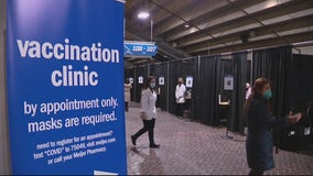 Mass vaccine center at Ford Field ends today, water main repairs to disrupt service downtown, hot week ahead
