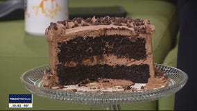 Jill's Famous Chocolate Cake