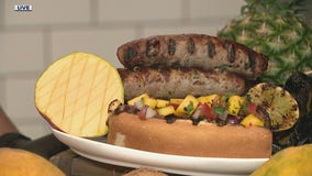Craft beer brats from Westborn Market that will be perfect for the grill this Summer