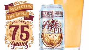 Blake's unveils Apple Pie hard cider in celebration of 75th anniversary