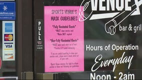 Michigan bar lifts mask mandate for some patrons, asks guests to voluntarily show vaccination card