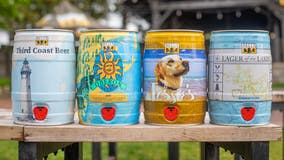 Bell's Brewery introduces limited mini-kegs to support historic Michigan lighthouse, Great Lakes, and dogs