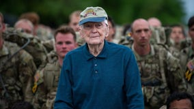 'A true hero': Biden awards Medal of Honor to 94-year-old Korean War veteran