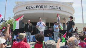 3,000 protesters for Palestine send loud message during Biden visit in Dearborn