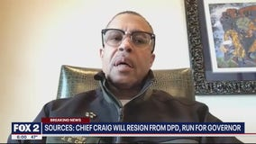 Detroit Police Chief James Craig to retire, run for governor