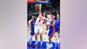 Vucevic's double-double, LaVine's 30 lead Bulls over Pistons