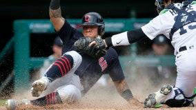 Bieber allows 1 hit in 7 innings, Indians top Tigers 5-2