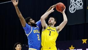 Michigan center Hunter Dickinson withdraws from NBA draft
