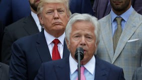 Trump, Patriots owner Robert Kraft accused of trying to influence late senator's Spygate probe: report