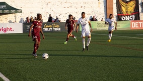 Get a free Detroit City FC ticket for getting vaccinated against COVID-19 this week
