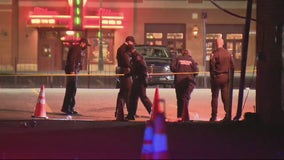 Detroit Police investigate double shooting in parking lot of Basement Burger Bar in Greektown