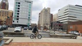 Tour For A Cure. Biking 200 miles across Michigan to raise lupus awareness.