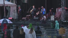 Wet night doesn't dampen spirits watching Michigander perform at Crofoot concert series