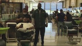 Talking COVID-19 vaccines inside Detroit barbershops