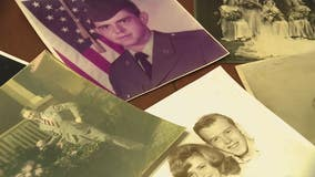 Lost photo mystery: Man finds pictures in book, wants to return them to rightful family