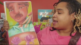 Meet the Detroit children's author mentoring kids how to read before they even pickup a book