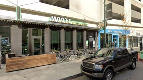 Detroit pizzeria owner fed up with $150 parking tickets, paints handicap zone blue
