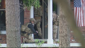 Standoff near Rochester with Oakland sheriff deputies and SWAT team ends